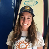Fiona Reidy - Tour Guide Santa Barbara Adventure Co.